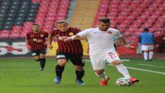 TFF 1. Lig: Eskişehirspor: 1 – Ümraniyespor: 1