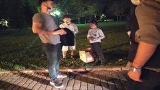 Oyun oynarken kaybolan iki çocuk polisin yoğun çabasıyla 3 saatte bulundu