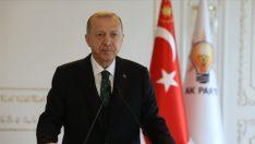 Cumhurbaşkanı Erdoğan: Kovid-19 salgını bize aynı gemide olduğunu hatırlattı