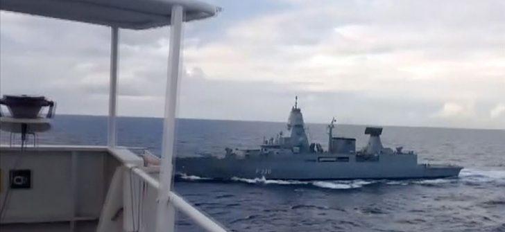 Akdeniz'de AB 'korsanlığı'