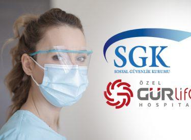 Gürlife hastanesi SGK ile anlaştı