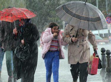 Eskişehir için yağmur uyarısı