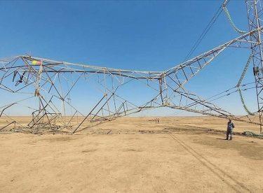Irak'ta elektrik santrallerine saldırılar