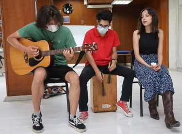 Seçilen müzisyenlere yer tahsis edilecek