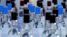8 bin litre sahte içki ele geçirildi