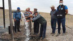 Çifteler'e yeni su kaynağı