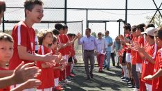 Futbol Yaz Okulu kayıtları başladı