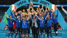 EURO 2020 şampiyonu İtalya!
