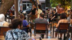 Eskişehir'de akşamlar eğlenceli geçiyor