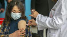 Otellerde aşı oranları yüzde 93'lerde