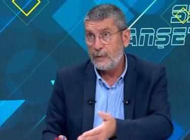 Cem Dizdar'dan Eskişehirspor tespiti