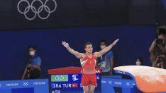 Türk cimnastiğinin gurur günü