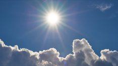 Hava sıcaklıkları rekor seviyelerde